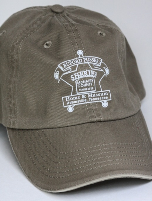 Sheriff Buford Pusser Cap