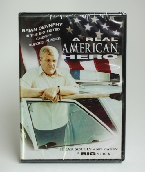A Real American Hero - DVD