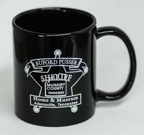 Sheriff Buford Pusser Mug Black
