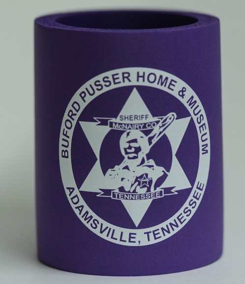 Koozie Purple