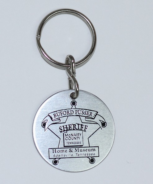 Buford Pusser Key Ring