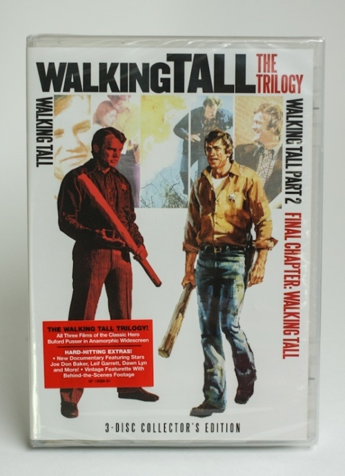 """Walking Tall"" Trilogy DVD"