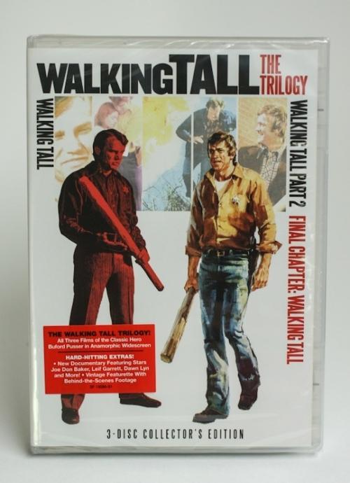 """Walking Tall"" Trilogy DVD"